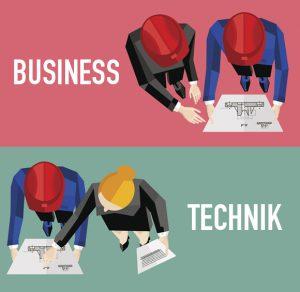 MBW Experten Teams Business Technik Grafik Illustration Konzept Planung Umsetzung