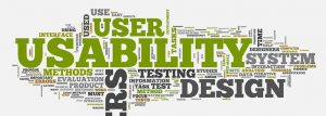 Wordcloud Usability User System Design Testing Methods Kunzmann digitaler Service