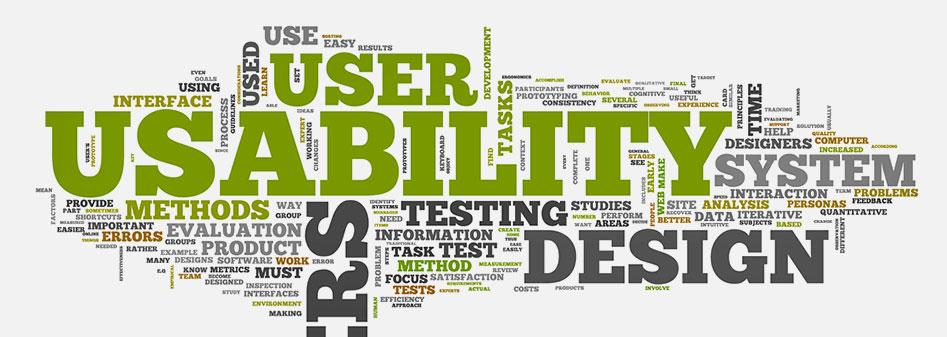 Wordcloud Usability User System Design Testing Methods Kunzmann digitaler Service