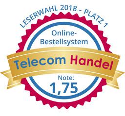 Telekomhandel Online Bestellsystem Leserwahl Ergebnis 2018 Platz 1 Complex