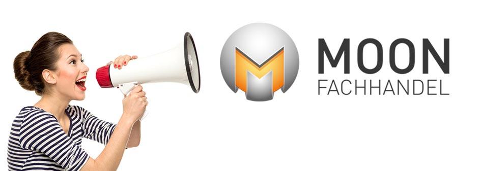 Moon Fachhandel Complex Development B2B Plattform