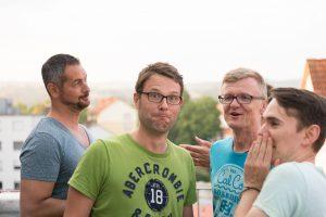 Sommerfest Complex Aschaffenburg Mitarbeiter Family and Friends