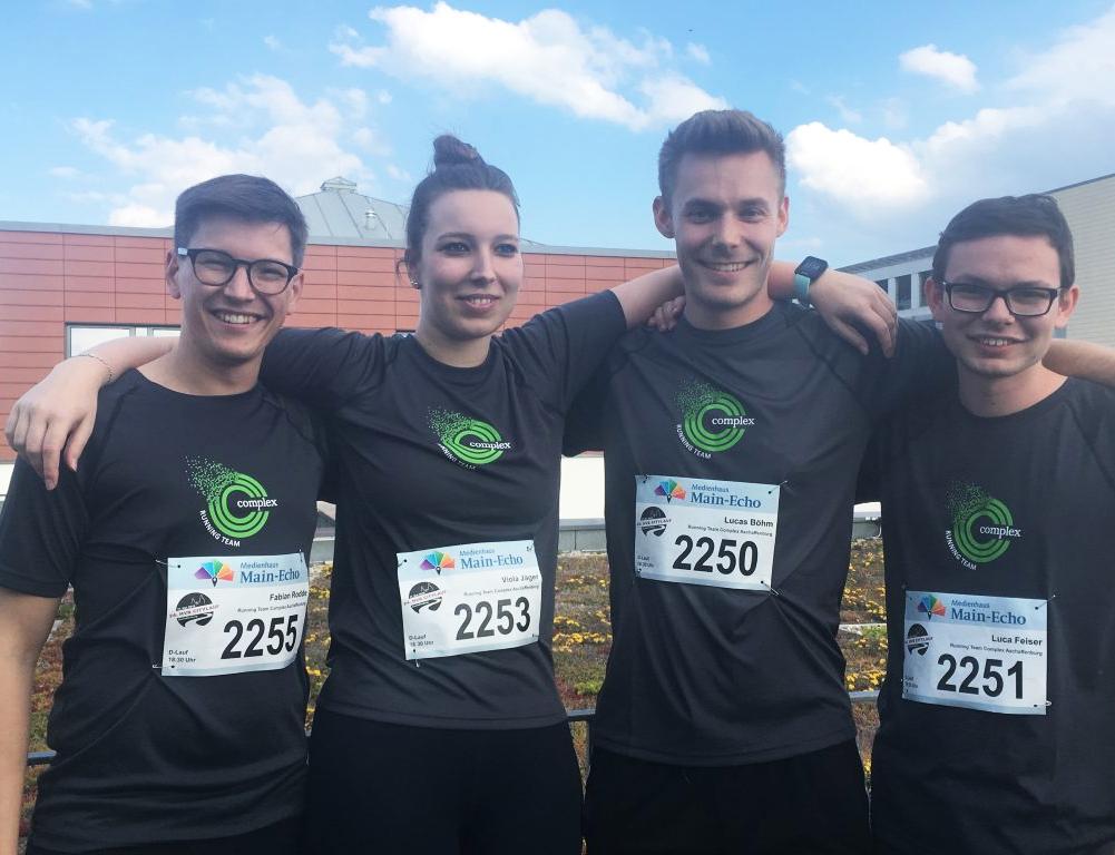 Hypolauf Citylauf Aschaffenburg Complex Running Team