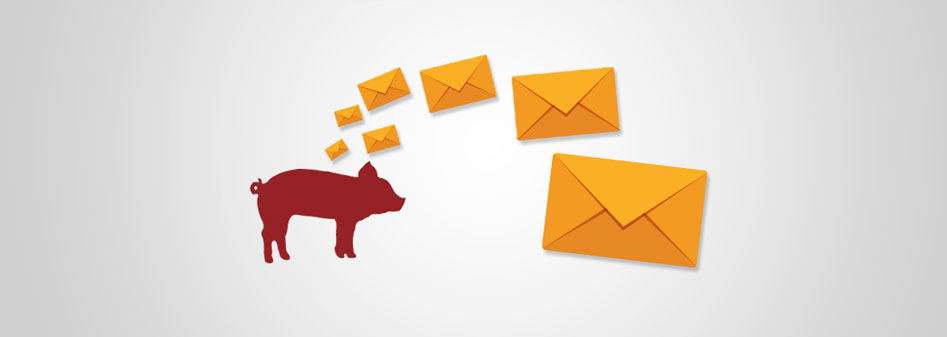 Mailhog Extension Framework Rocket Illustration Grafik