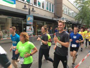 Hypolauf Menschen Marathon Aschaffenburg Firmenevent