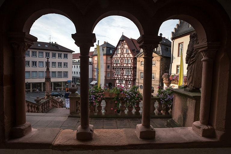 Aschaffenburg Unsere Region Bild Altstadt