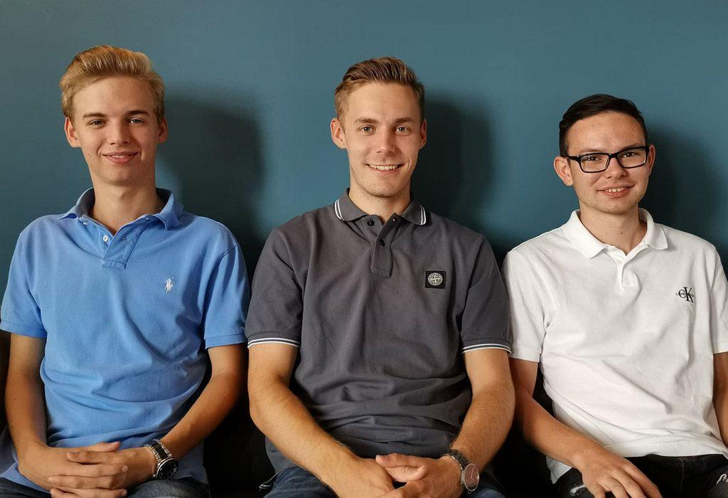 Unsere BA Studenten Duales Studium Complex Aschaffenburg