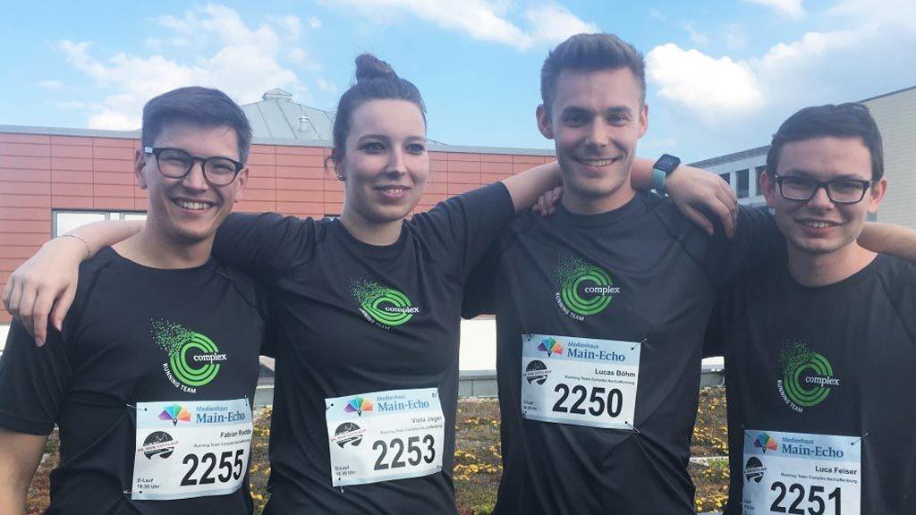 Hypolauf complex running-team Teilnehmer