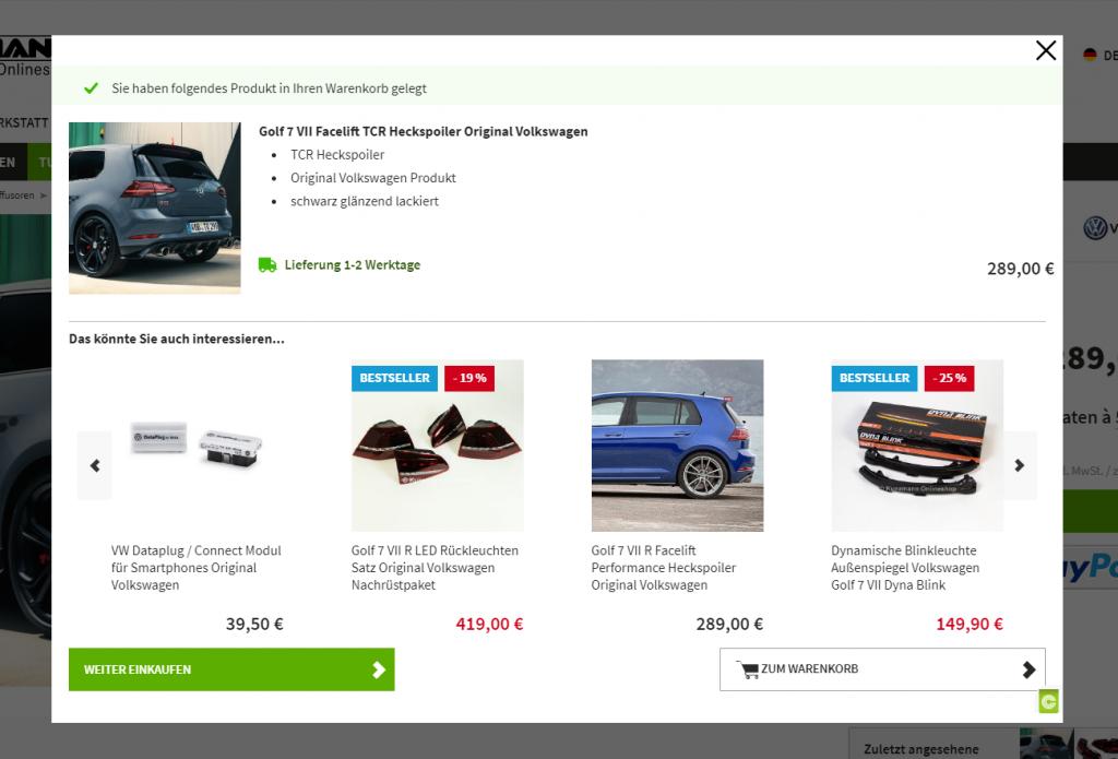 AddToCart-Recommendation-Engine-Kunzmann