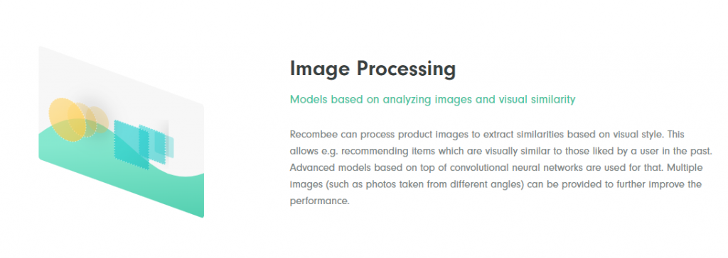 recombee image processing