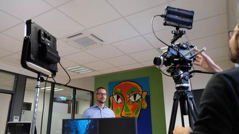 Unternehmensvideo-Drehtag-making-of bild 7