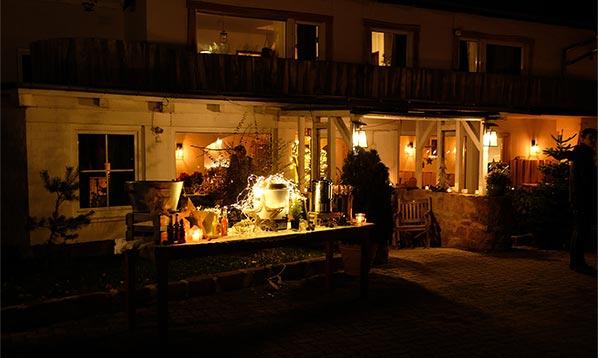 Weihnachstfeier Complex Aschaffenburg Mitarbeiter Feier