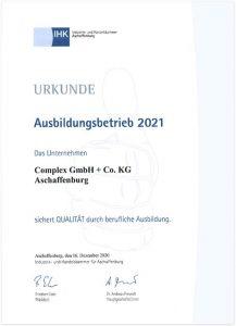 ihk-industrie-handelskammer-aschaffenburg-urkunde-berufliche-ausbildung